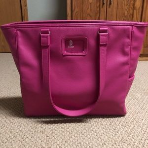 Thirty One Pink Cindy Tote, Directors edition.